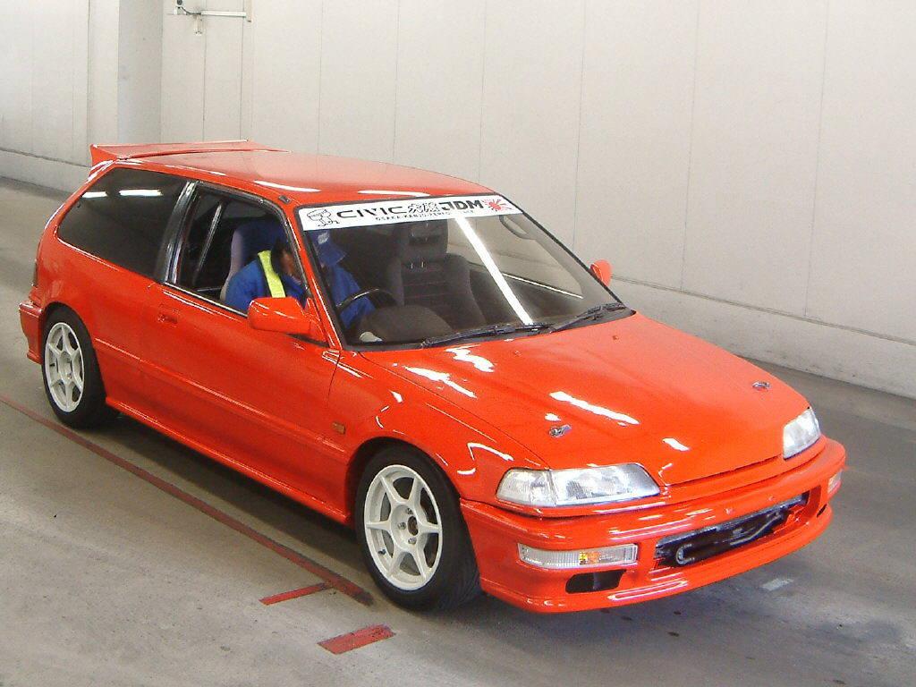 Importing Car To Uk >> Car of the Day – 11/04/2013 – EF9 Honda Civic SIR ...