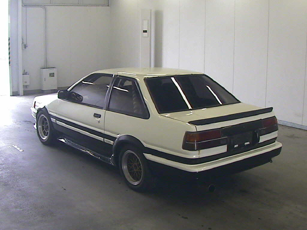 1986 Ae86 2dr For Sale Jdmauctionwatch