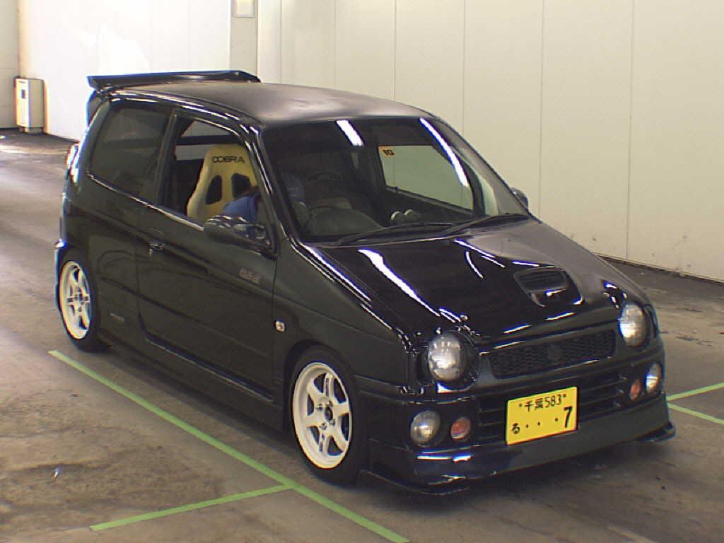 Japan Car Auction Live >> Car of the Day – 12/11/13 – HA21S Suzuki Alto RS/Z   JDMAuctionWatch