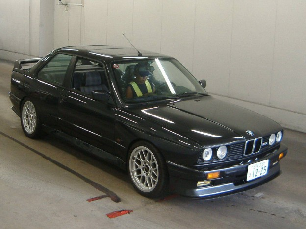 Car Of The Day 18 07 13 E30 Bmw M3 Jdmauctionwatch